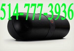 Bluetooth FM Portable Speakers style Pill Beats Pro Audio Radio
