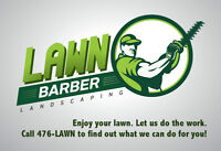 Now Booking Spring Clean-ups & Lawn Care