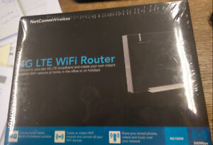Brand New LTE Wifi Router