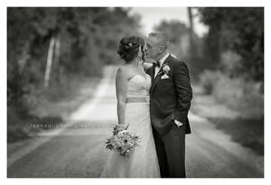 Lace wedding gown - classic vintage Kawartha Lakes Peterborough Area image 4
