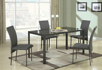 5 Pieces Contemporary Style Dining Set Only $399 @ Macini