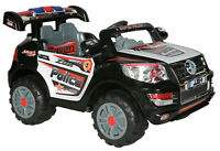 Huge 12V Electric Child Ride On Toy Car Remote Music Light Siren