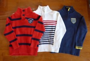 Chandails chauds, manches longues - Tommy Hilfiger - 4/5 ans