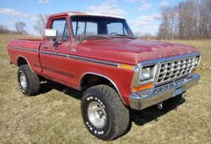 1978 - 1979 Ford Truck