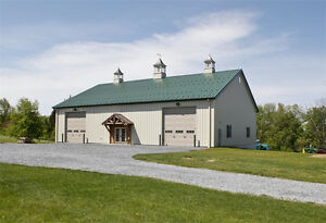 KODIAK PRE ENGINEERED STEEL BUILDINGS FOR KAWARTHA LAKES