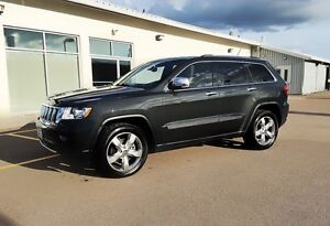 JEEP GRAND CHEROKEE OVERLAND! You're approved!!!