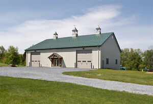 YOU CAN STILL GET YOUR STEEL BUILDING ORDERBEFORE THE SNOW FALLS Kawartha Lakes Peterborough Area image 3