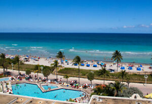 Hollywood Beach Florida-Studio sur la plage-Studio on the beach