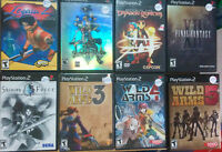 Varoious RPGs and Games Variety of systems