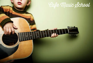GUITAR LESSONS - acoustic or electric - any age!