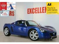 Vauxhall VX220 2.2i 16v Targa Roadster * JUST ARRIVED * COLLECTORS CAR *