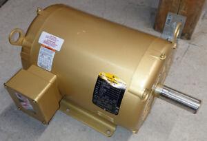 Baldor-Reliance 3 Phase Motor, 10HP, 230/460V, 60Hz