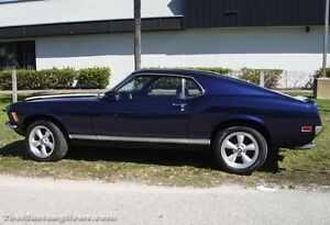Looking for PARTS 1970 Mustang FB