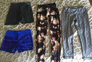 Athletic wear bottoms - size small