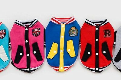 UK Seller Pet Costume Outfit for Small Dogs Puppies Jacket Parka Jumper Sweater  - Costumes For Dogs Uk