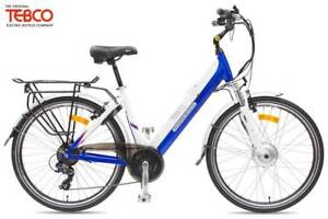 Tebco Discovery Elite eBike (Blue)(Red) 2019 rrp$2199 Concord West Canada Bay Area Preview