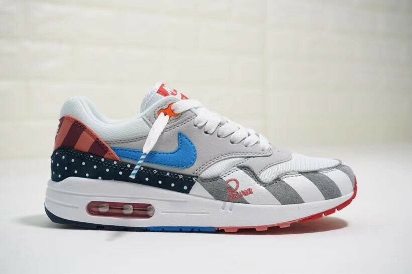 bac7a9b0 ... reduced nike air max 1 parra. mens uk size 8.5 brand new aaad4 5f56c