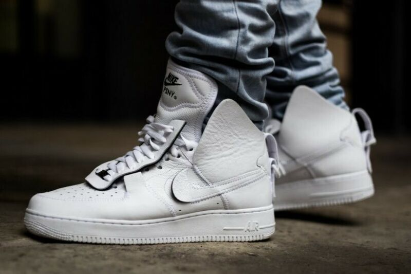 public school x nike air force 1 high