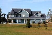 Large Family Waterfront Home with Garage on Shediac Bay