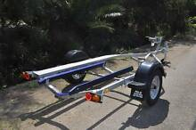 Jetski Trailer -Australian steel, Hot dipped galvanised- IN STOCK Warners Bay Lake Macquarie Area Preview