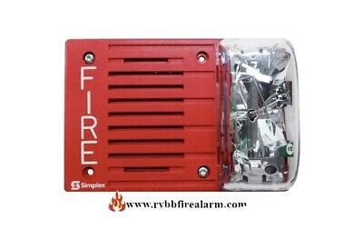 Simplex 4903-9146 Fire Alarm Horn Strobe Free Shipping The Same Day