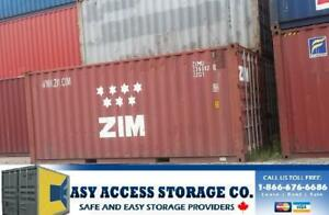 Portable Storage Containers | Seacans | Cargo Containers for Sale