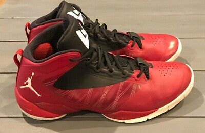 43e245c8b4133d Jordan Fly Wade 2 EV LUNARLON Basketball Shoes Sneakers Red Laces Mens Sz 14