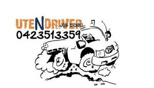 UTE N DRIVER Ningi Caboolture Area Preview