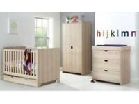 Mamas papas rocco furniture set