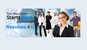 RESUMES 4 U-Professional Results Driven Service Gold Coast Region Preview