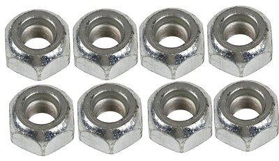 D3nn1120b Rear Wheel Lug Nuts 8 For Ford 4610 5000 5600 5610 6000 6610 6700