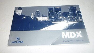 2006 ACURA MDX NAVIGATION SYSTEM OWNERS MANUAL 06
