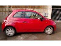 2010 Fiat 500 left hand drive with polish papers for sale - 4 750 GBP