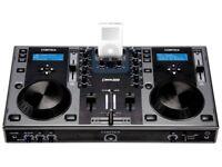The Cortex DMIX 300 dj controller, stand alone mixer