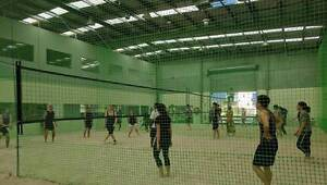 Free Indoor Beach Volleyball, No sign up, first 4 games free! Springvale South Greater Dandenong Preview