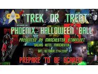 Star Trek Halloween Celebration
