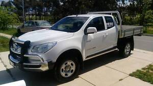 2014 Holden Colorado Ute *SPACE CAB* Low kms GREAT DEAL!!! Bonner Gungahlin Area Preview