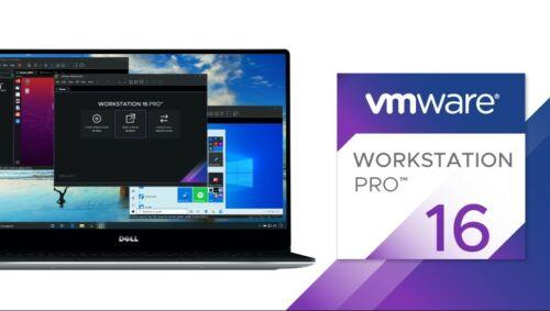 VMWARE WORKSTATION 16 FULL PRO Lifetime + (3 Keys) for Windows ✅Fast Delivery✅