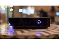 Alienware Alpha I5 8gb ddr3 500gb ssd nvidia gtx + Accessories