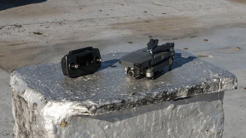 DJI Mavic Pro Repair Service - Ribbon Cable (Gimbal Motor Overloaded Error)