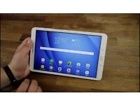 Samsung Galaxy Tab A 10.1 Android Tablet White VGC Fully Working