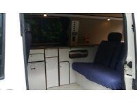 T5 converted luxury 2005 LWB camper-van, high spec converted July '16.