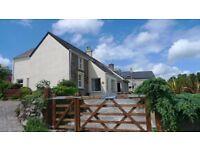 3 bedroom house to rent in Llangwm