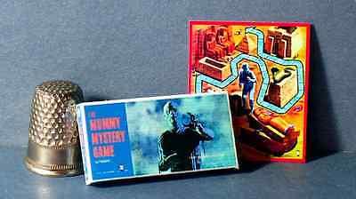 Dollhouse Miniature 1:12  Mummy Mystery Game  Halloween  Haunted House game toy](Mummy Halloween Game)