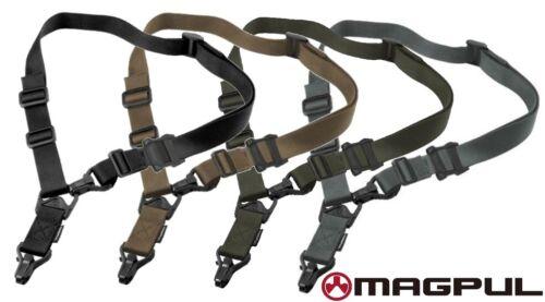 Magpul MS3 GEN2 Multi-Mission Sling System MAG514 Black, Coyote, Ranger, Gray