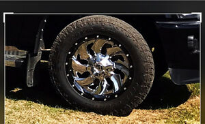 Fuel cleavers with toyo tires