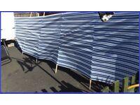 Large Heavy Duty Windbreak Caravan Camping.