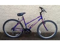 "Bike/Bicycle.LADIES RALEIGH "" ZING "" MOUNTAIN BIKE"
