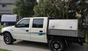 Holden Rodeo Ute Port Sorell Latrobe Area Preview
