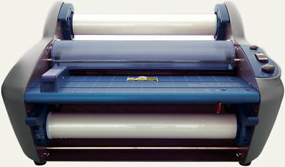 Gbc Thermal Roll Laminator Ultima 35 Ezload 12 Max. Width 1 Min Warm-up
